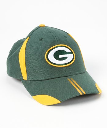 Green Green Bay Packers Baseball Cap - Adults