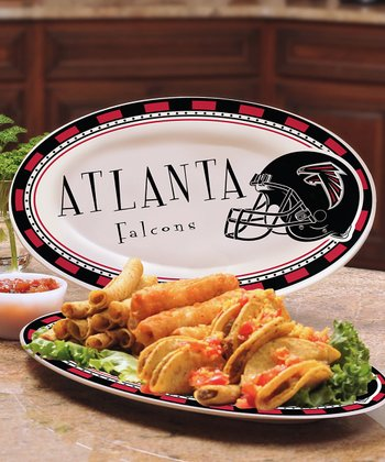 Atlanta Falcons Game-Day Platter