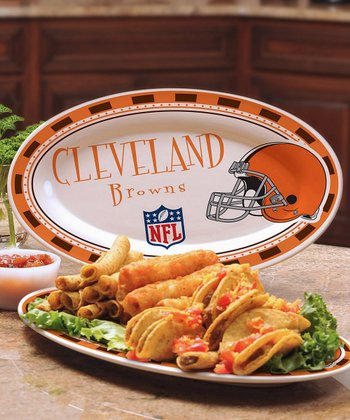 Cleveland Browns Game-Day Platter