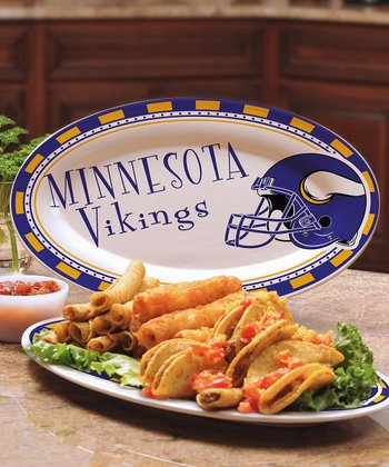 Minnesota Vikings Game-Day Platter
