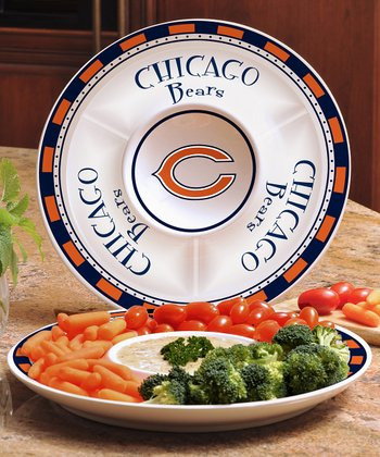 Cleveland Browns Divided Platter