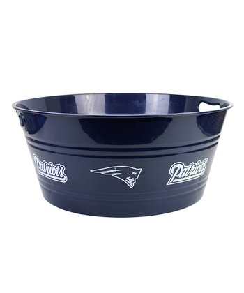 New England Patriots Party Tub