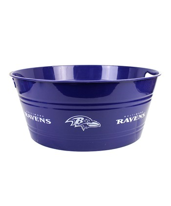 Baltimore Ravens Party Tub