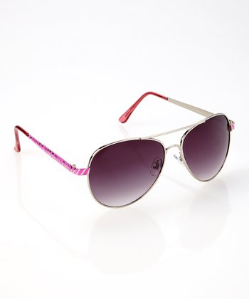 Pink Forum Sunglasses