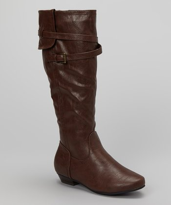 Brown Teresa Boot