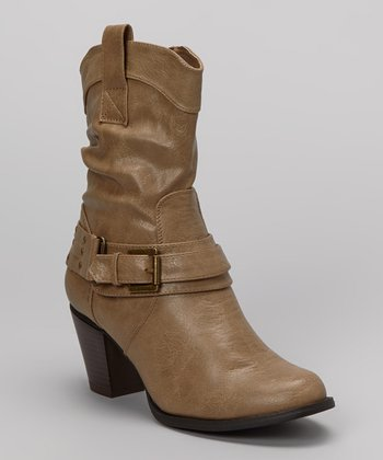 Nude Zula Boot