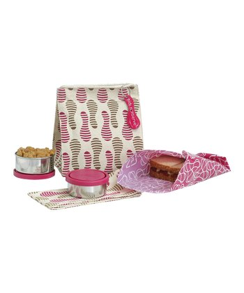 Magenta Whimsy Snack Pack Set