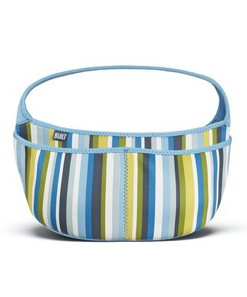 Baby Blue Stripe Baby Buddy Essentials Caddy