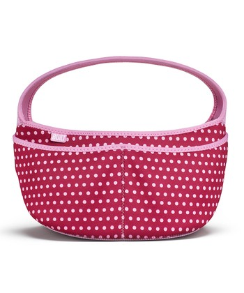 Baby Pink Dot Baby Buddy Essentials Caddy