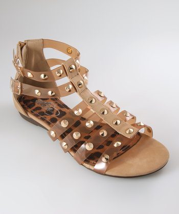 Tan Dawn Gladiator Sandal