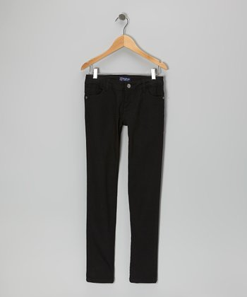 Black Charming Skinny Jeans - Toddler