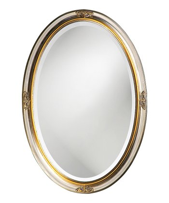 Oval Carlton Mirror
