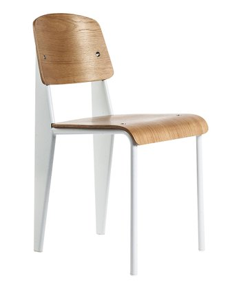 White Standard Chair