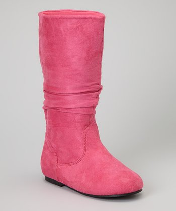 Fuchsia Hot Boot
