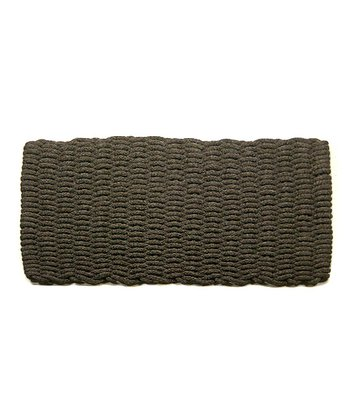 Brown Rope Indoor/Outdoor Floor Mat
