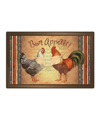 Rooster MatMate Indoor/Outdoor Doormat