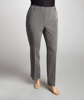 Heather Ore Pants - Plus