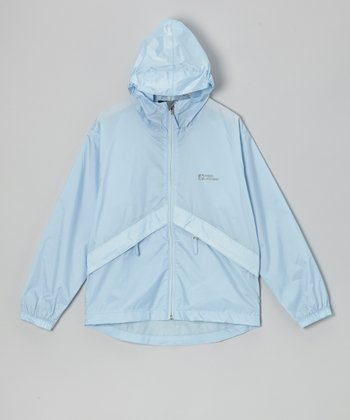 Ice Blue Thunderlight Jacket - Kids