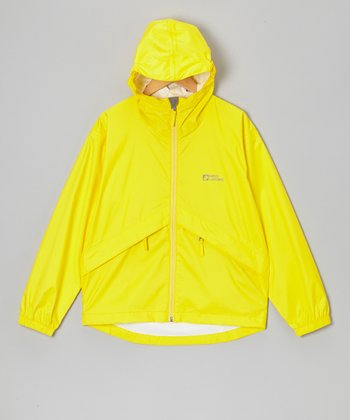Marine Yellow Thunderlight Jacket - Kids