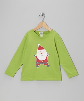 Moss Jolly Santa Tee - Infant, Toddler & Boys
