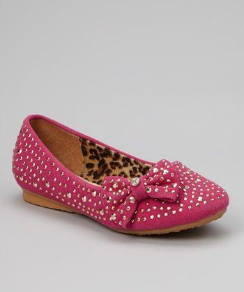 Fuchsia Diamond Flat