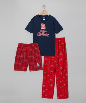 St. Louis Cardinals Pajama Set