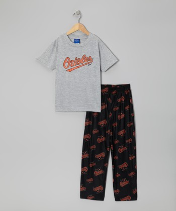 Baltimore Orioles Pajama Set