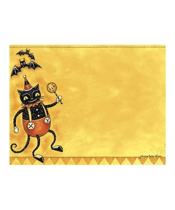 Dancing Cat Notepad Set