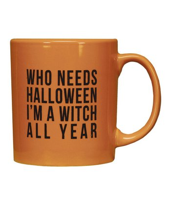 'A Witch All Year' Mug