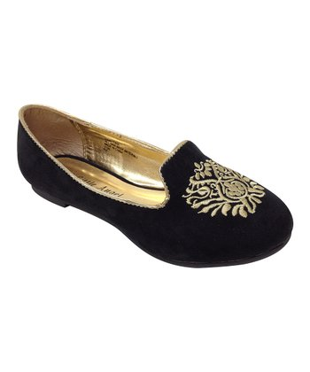 Black Carly Loafer