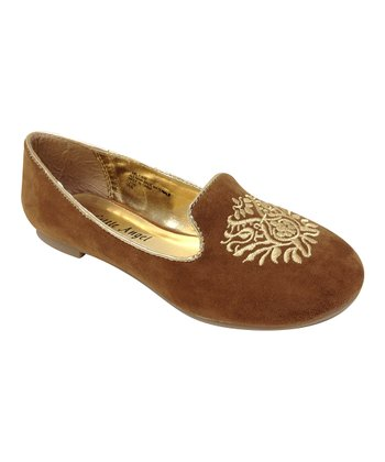Camel Carly Loafer