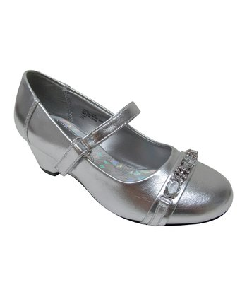 Silver Hailey Mary Jane