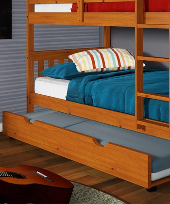 Honey Trundle Bed