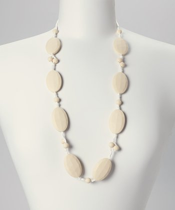 Bone Christy Teething Necklace