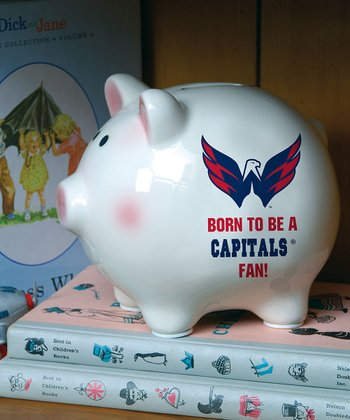 Washington Capitals Piggy Bank