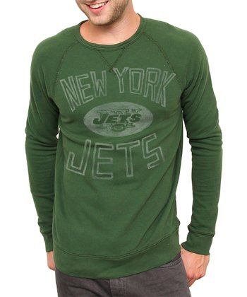 New York Jets Hunter Green Sweatshirt