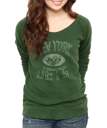 Hunter New York Jets Sweatshirt - Women