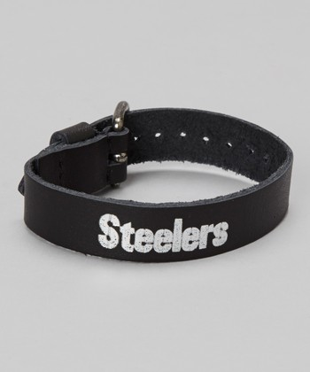 Pittsburgh Steelers Buckle Bracelet