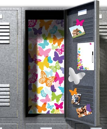 Butterfly Locker Décor Kit