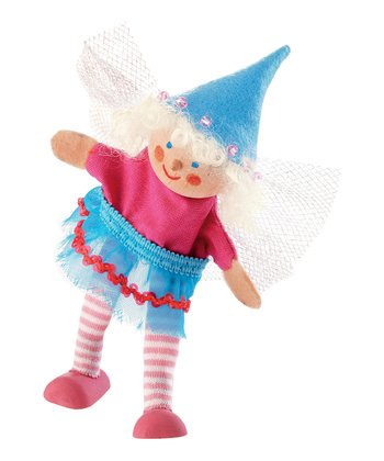 Blue FIP Fairy Puppet