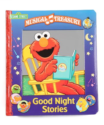 Musical Treasury Good Night Stories Hardcover