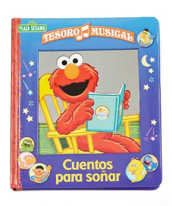 Good Night Elmo Sound Spanish Padded Hardcover