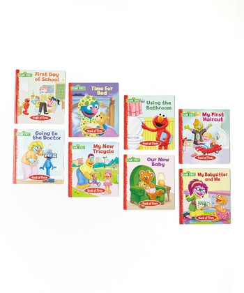Sesame Firsts Paperback Set