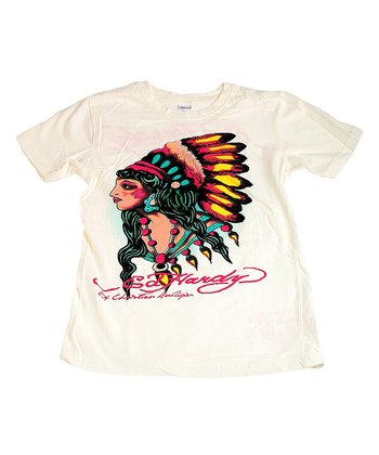 Off-White Chieftess Tee - Kids