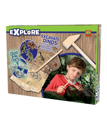 Explore Excavate Dinos Kit
