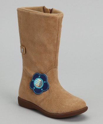Caramel Belle Boot & Interchangeable Bauble Set
