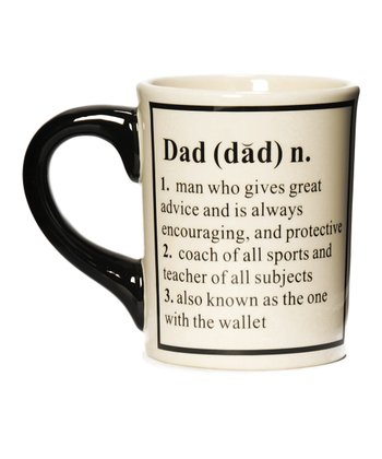 'Dad' Definition 20-Oz. Mug