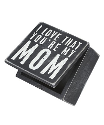 'My Mom' Box