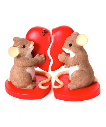 You Complete Me Mouse Figurine Set