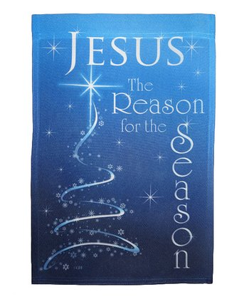 'The Reason for the Season' Flag